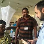 Muhimbili National Hospital, Dar Es Salaam, Tanzania. April 2016